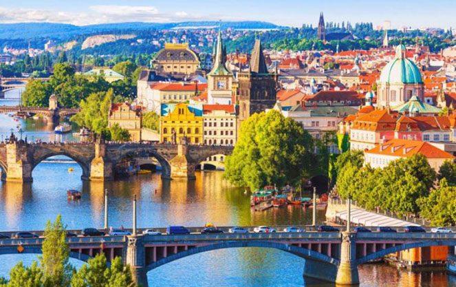 Клімат в Чехії