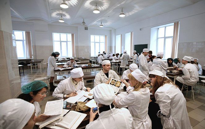 Медична освіта в чехії
