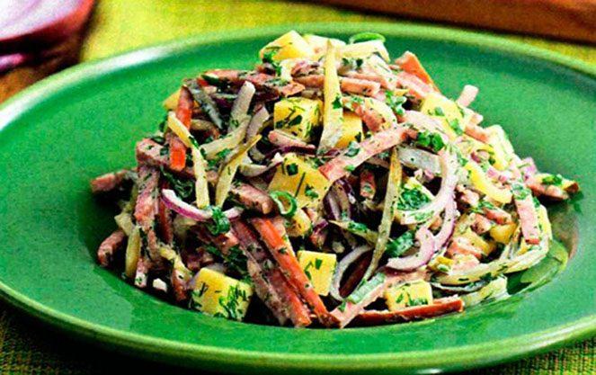 Мюнхенський салат