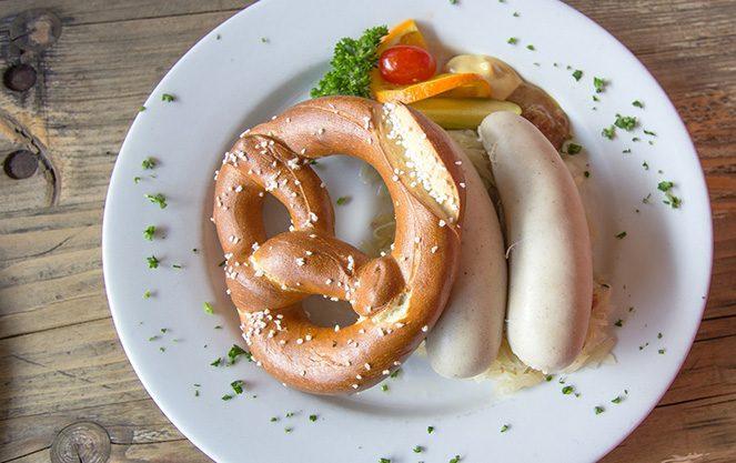 Що їдять у франкфурті