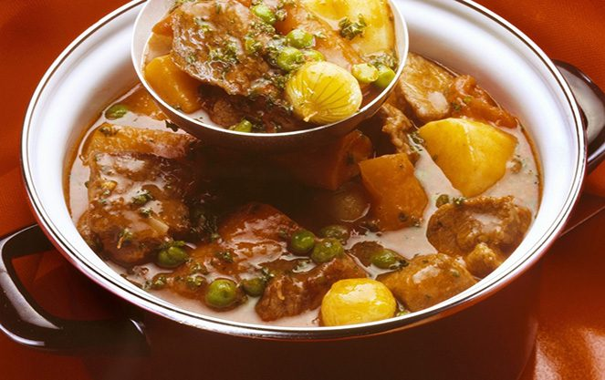 Eintopf дуже густий суп