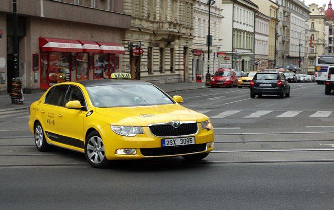 Як працює чеське таксі