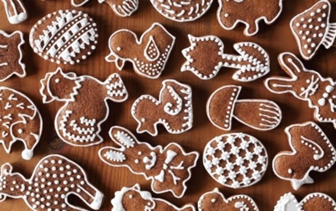Печиво на Великдень у Німеччині