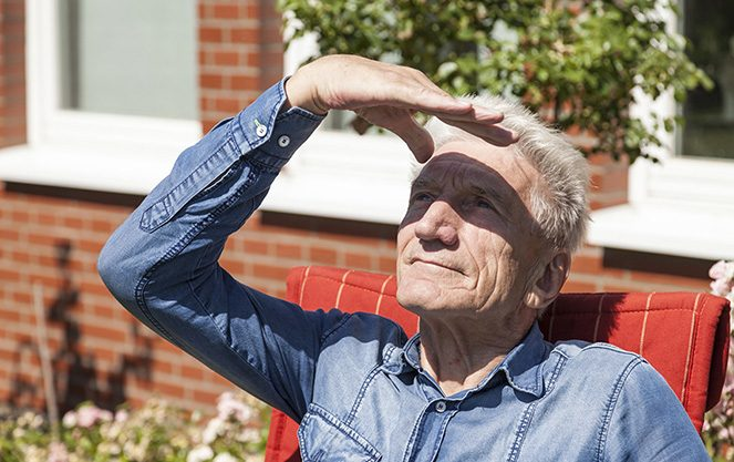 Відпочинок пенсіонерів в Іспанії