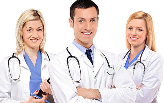 Лікарі у Німеччині