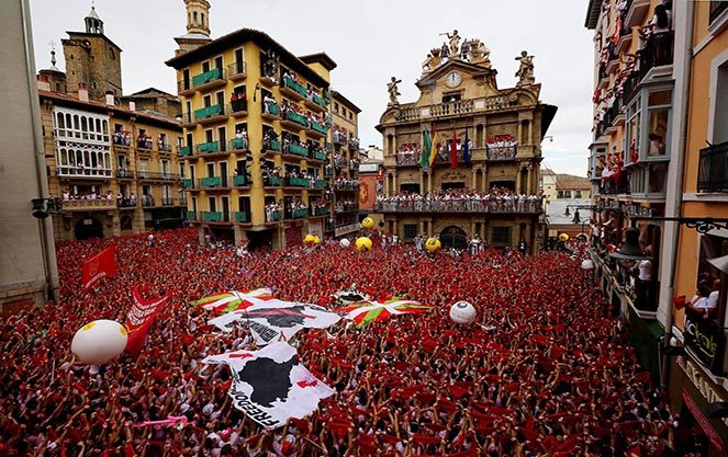 Карнавали в Іспанії