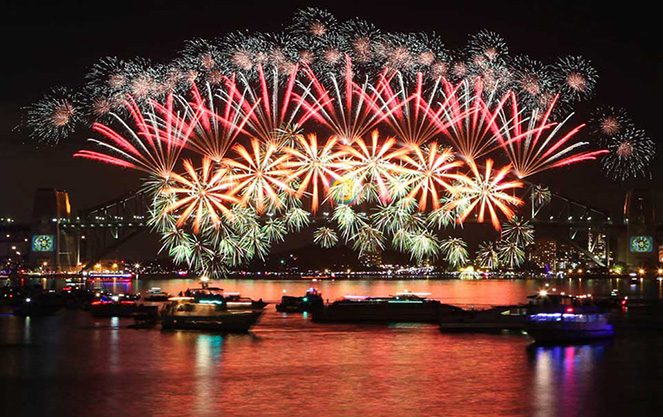 Новий рік в іспанії
