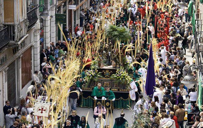 Великдень в іспанії