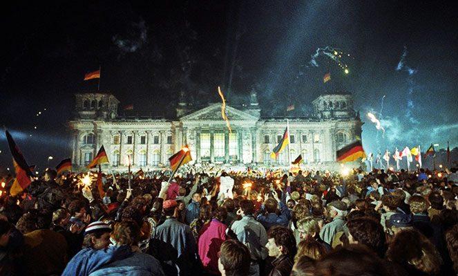 Святкування дня німецької єдності