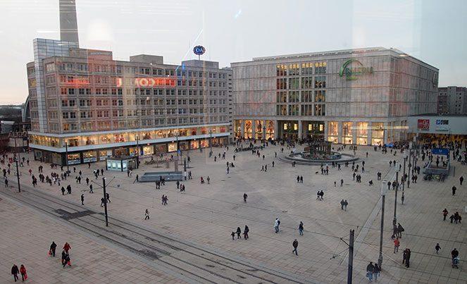 Площа Александерплац