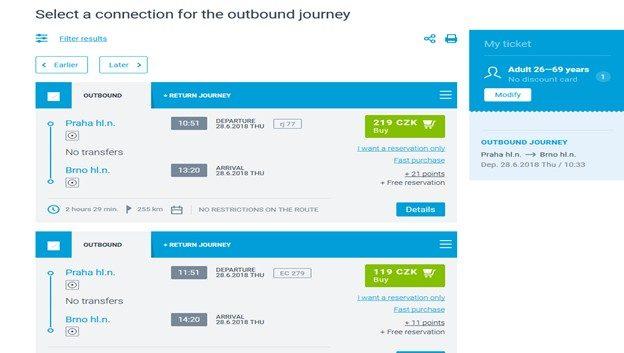 Онлайн-покупка квитків
