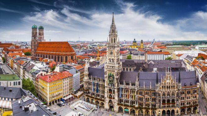 Місто Мюнхен