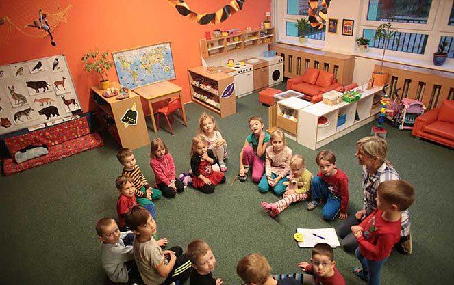 Дошкільна освіта в Чехії