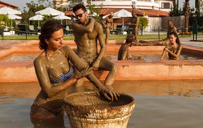 Бальнеологічні курорти Іспанії