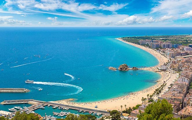 Курорти Коста дель Сіль