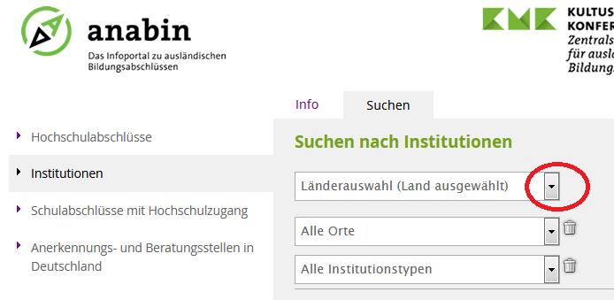 Перевірка акредитації Внз у Німеччині