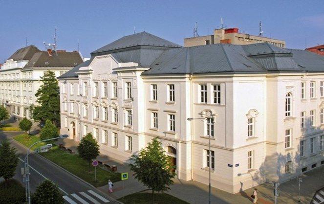 Остравський університет