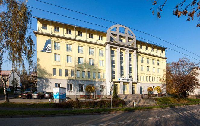 Бізнес-школа в Остраві