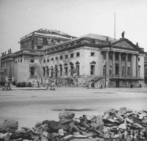 Будівництво берлінської державної опери