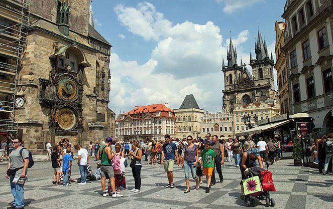 Рівень життя в Чехії