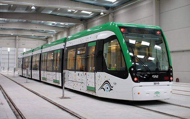 Міський транспорт в Іспанії