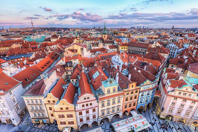 Вища освіта в Чехії