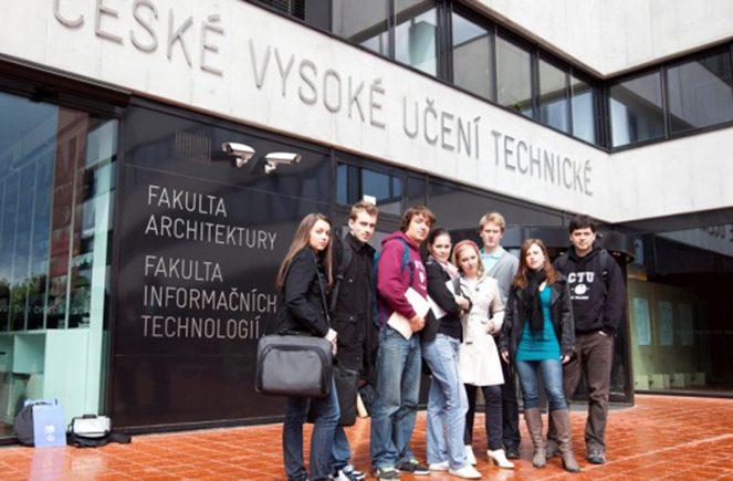Навчання у Чехії