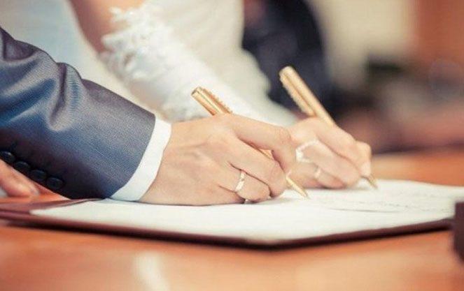 Реєстрація шлюбу з громадянином Ізраїлю