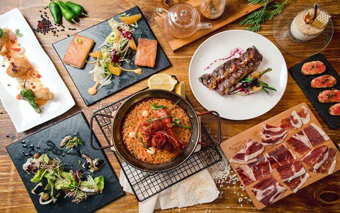 Ціни на харчування в Іспанії