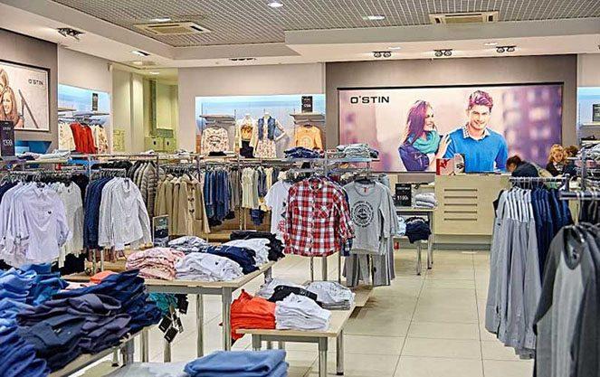 Ціни в Іспанії на одяг