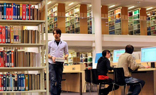 Студенти університету Гамбурга