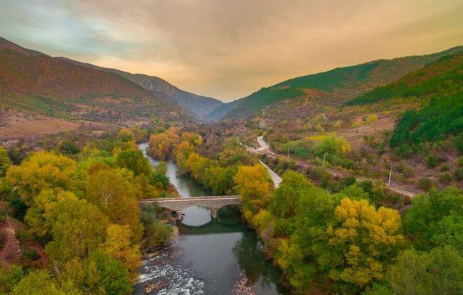 Клімат у Болгарії