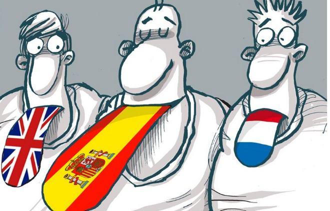 якою мовою говорять в Іспанії