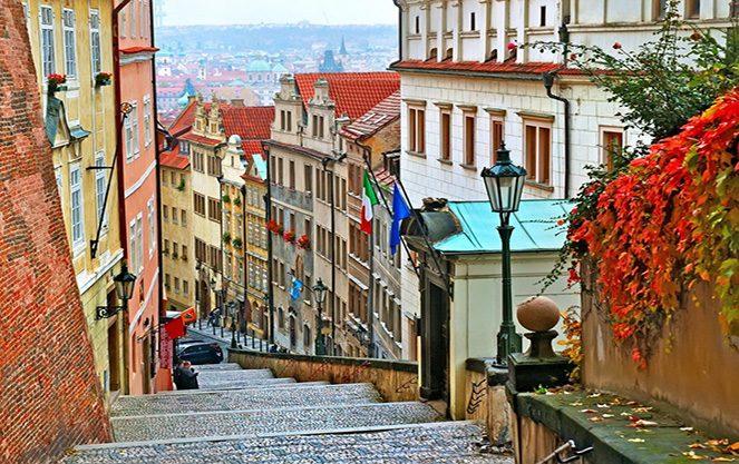 Дозвілля в Чехії