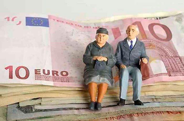 Середні пенсійні виплати