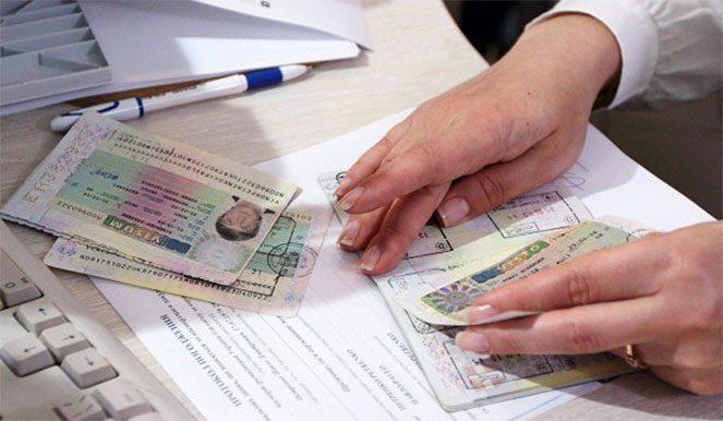 Документи для імміграції