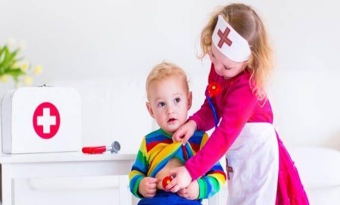 Щеплення в німецький дитячий садок