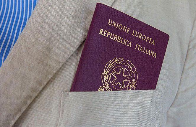 Міняємо громадянство