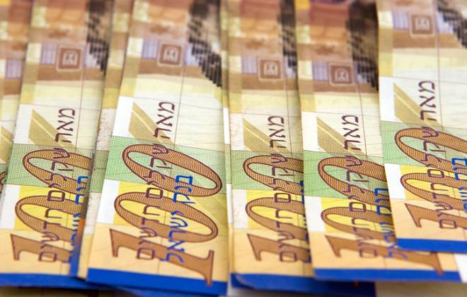 Розмір середньої зарплати в Ізраїлі