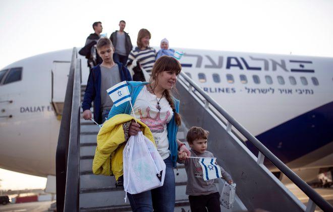 Проходження паспортного контролю в Ізраїлі