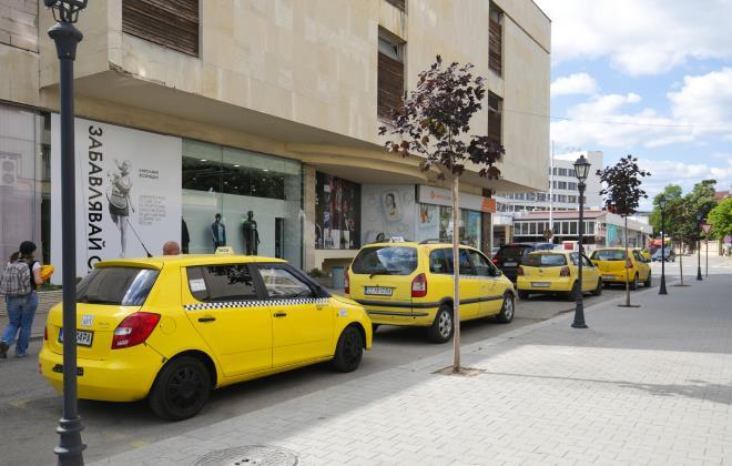 таксі з аеропорту в Бургасі