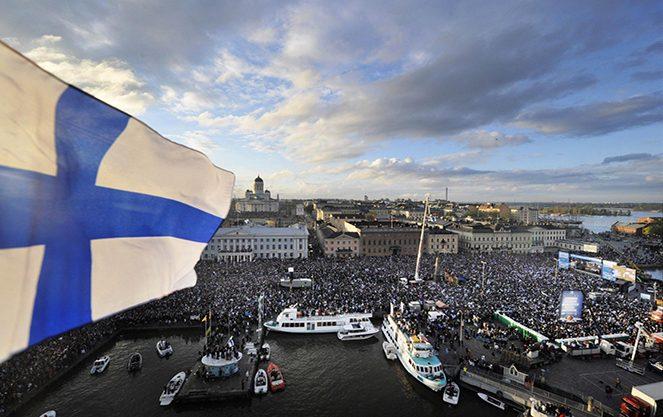 Політичний притулок у Фінляндії