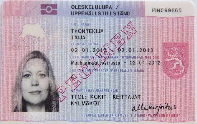 Зразок фінської ВНП