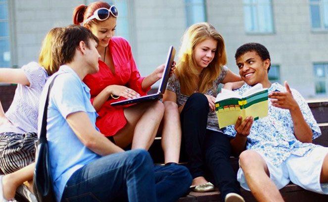 Чтуденты в Ізраїлі