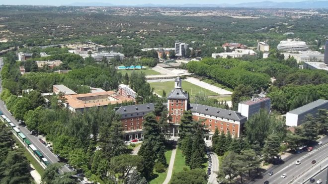 Мадридський університет