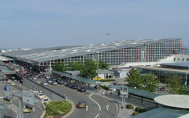 Аеропорт Штутгарта