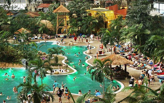 аквапарки Німеччини