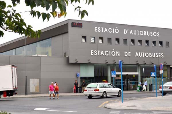 Станція Valencia Estacion Bus