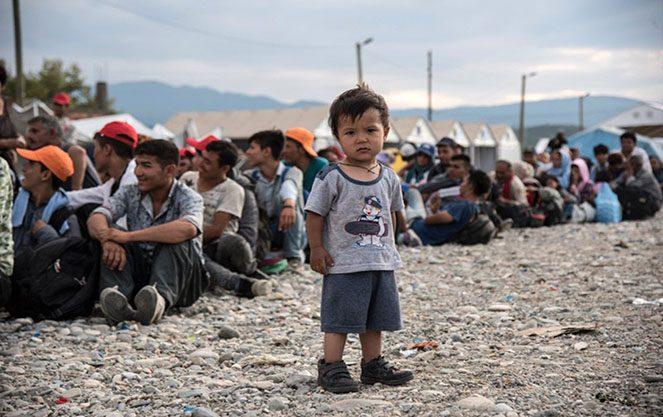 Статус біженця