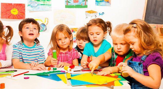 Дитячі садки в Іспанії